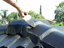 Sealing the ridge of your roof will prevent rain water seeping in and causing leaks.